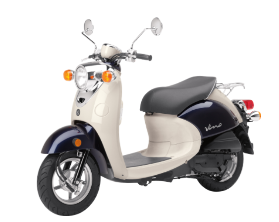 Yamaha 2018 Vino 50 - Scooter Rental