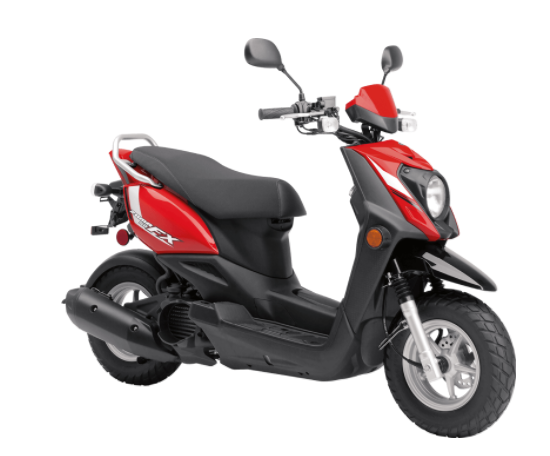 Yamaha 2018 Zuma X - Scooter Rental